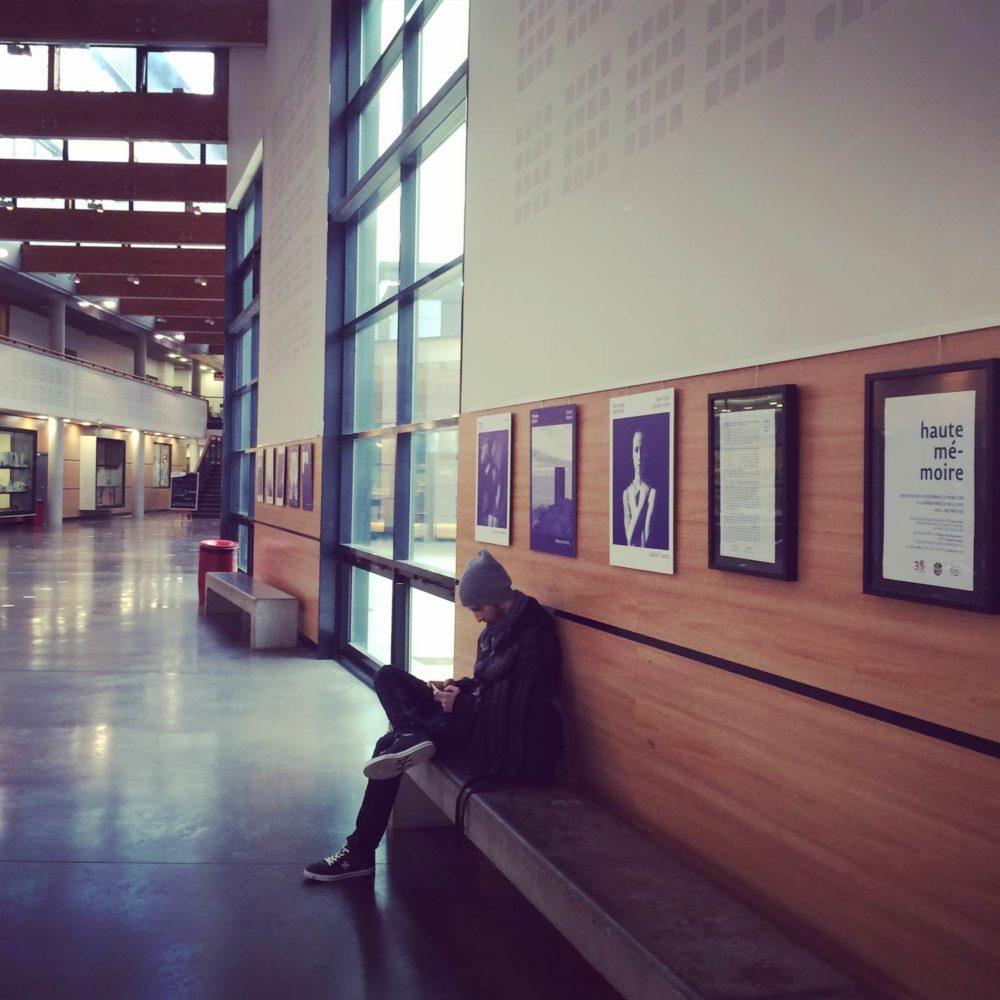 SEPR photo de l'exposition Haute Mémoire
