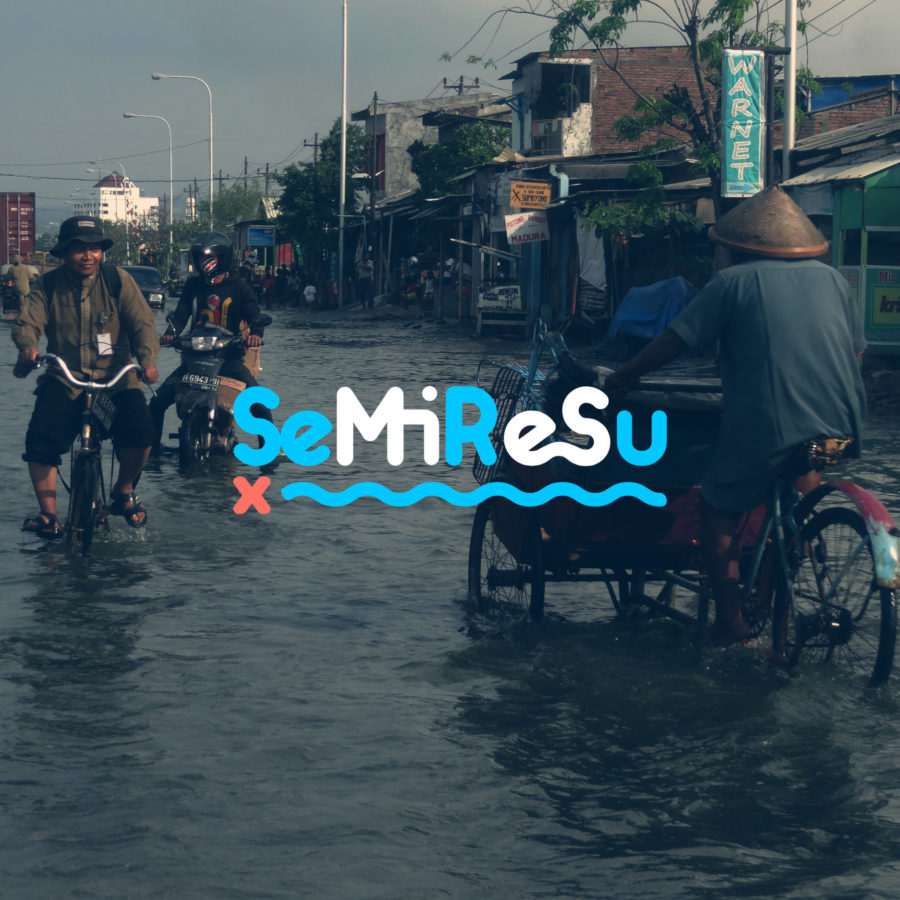 Photographie et logo Semiresu 2