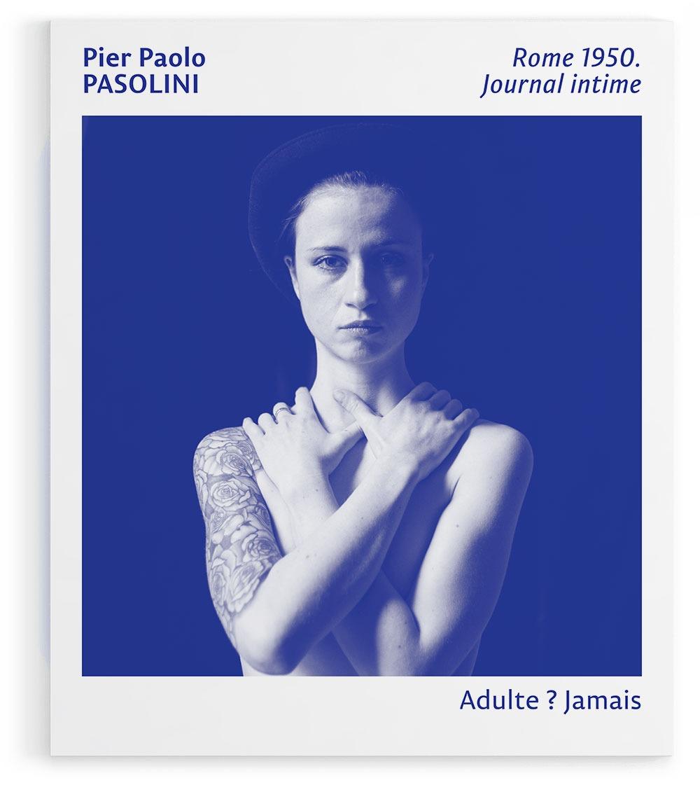 Portrait - Pier Paolo Pasolini
